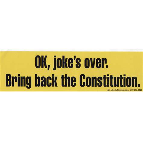 Bumper Sticker Jokes