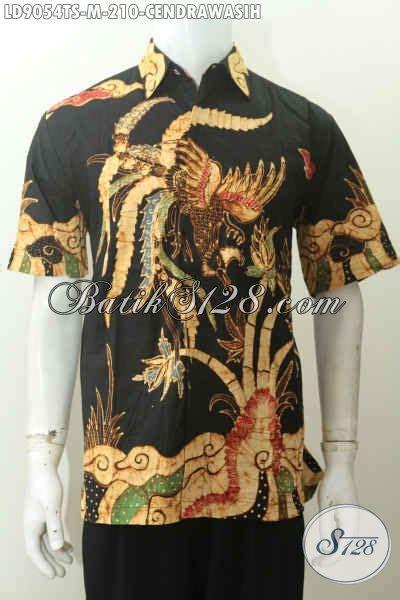 Terlaris Spesial Kemeja Batik Pria Lengan Pendek Hem Batik hem batik ukuran m kemeja batik kerja lengan pendek