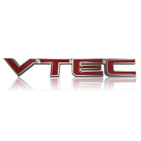 Emblem Sticker Stiker I Vtec Honda Civic Crv get cheap honda vtec decals aliexpress alibaba