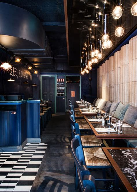 lighting for restaurants and bars 25 best restaurant bar design ideas on