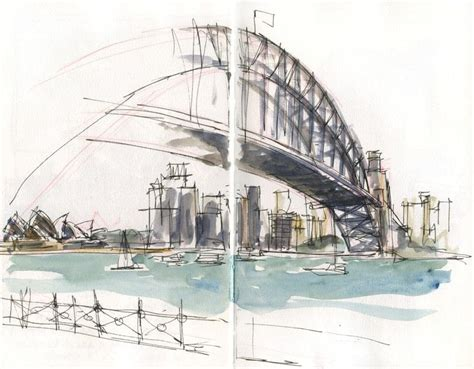 five minute sketching architecture quick sketch bridges 183 extract from five minute sketching architecture by liz steel 183 how to