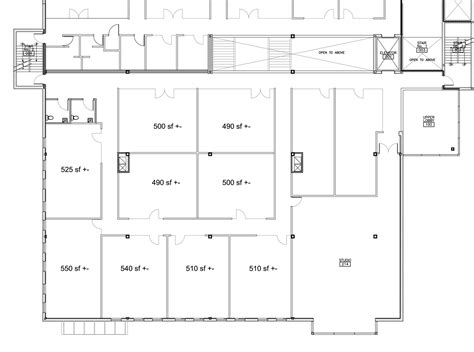 chilgrove business centre floor plan serviced office floor plan in mississauga