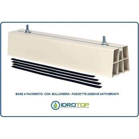 condizionatori a pavimento coppia basi a pavimento per monosplit 350mm base a