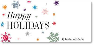 Happy Holidays Dc Nearlyweds by Luxury Daily