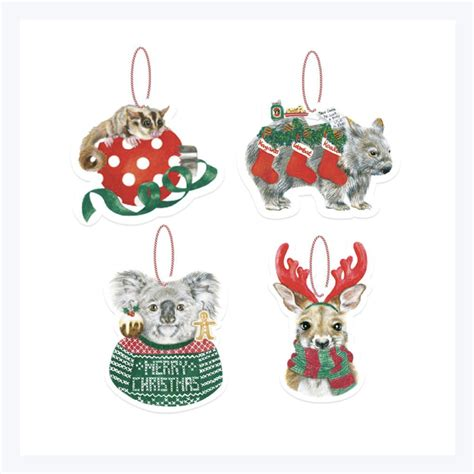 australian christmas ornaments animals i still call