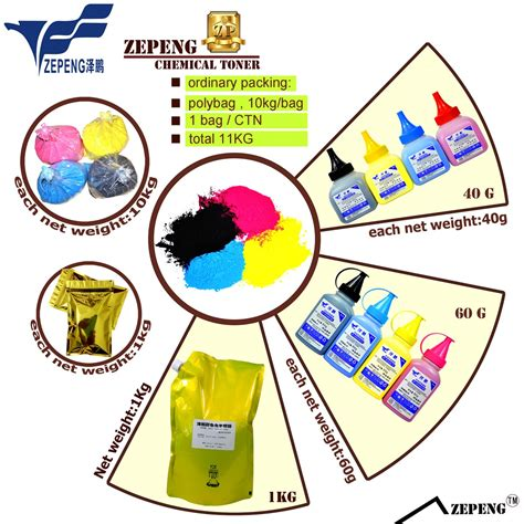 Refill E Print Ep 41 Colour chemical color refill toner powder refilling laser printer