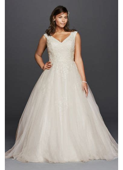 Ricci Tulle Tank Dress It Or It by As Is Plus Size Tank Tulle Wedding Dress David S Bridal