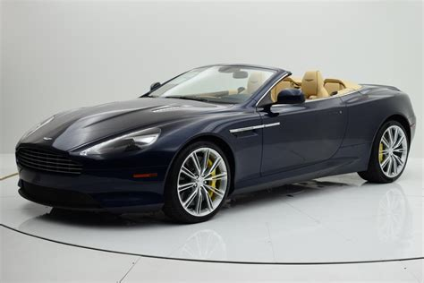 Cost Of Aston Martin Db9 by New 2015 Aston Martin Db9 Volante For Sale 222 644 Fc