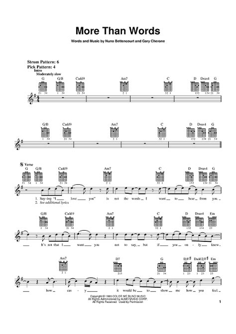tutorial guitar more than words more than words sheet music music for piano and more