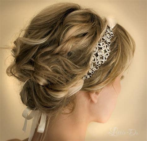 updo hairstyles headband loose updo with headband hairstyles pinterest