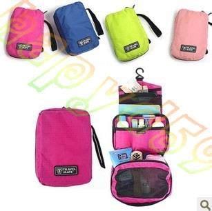 Baru Travel Mate Organizer Bag waterproof travel mate bag portable hanging toiletry bag cosmetic organizer pouch outdoor