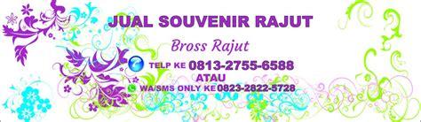 Souvenir Rajutan jual souvenir rajutan 081 327 556 588 jual souvenir