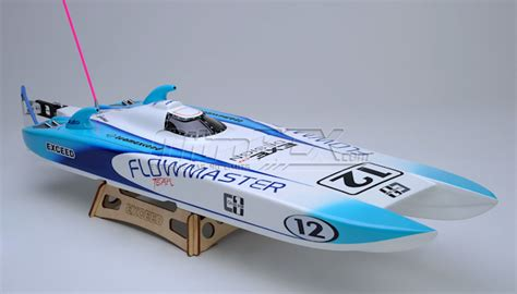 catamaran rc boat kits exceed racing electric powered fiberglass catamaran 650mm