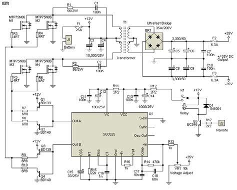24v smps circuit diagram 24v 10a smps circuit diagram circuit and schematics diagram
