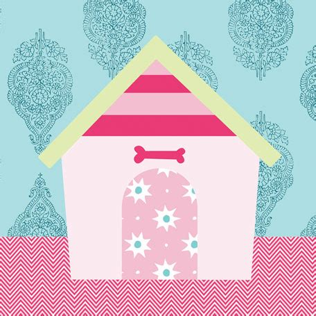 classic dog house classic dog house girl by oopsy daisy