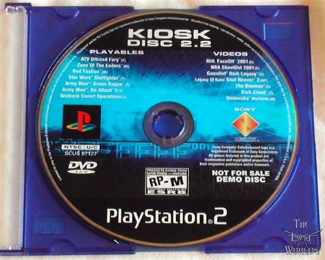 format dvd ps2 playstation 2 the library legacy of kain the lost worlds