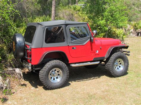 1988 Jeep Wrangler Yj 1988 Jeep Wrangler Pictures Cargurus