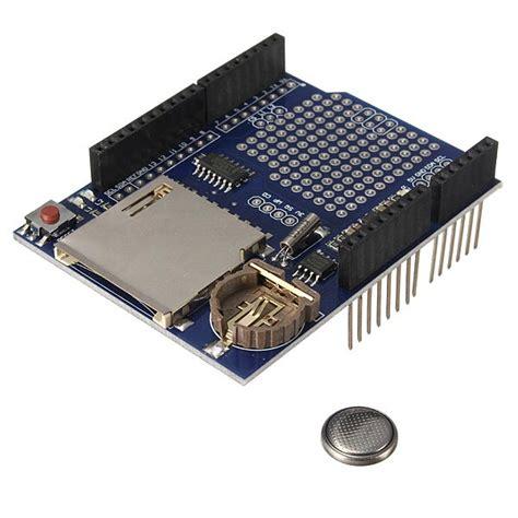 Data Logger Shield For Arduino Data logging recorder shield data logger module for arduino uno sd card alex nld