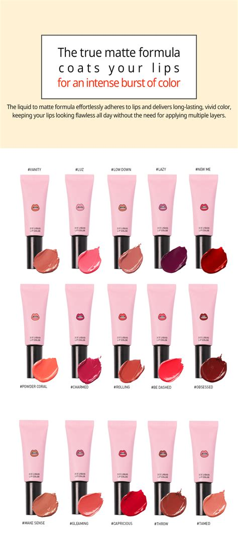 3ce Liquid Lip Color Low 3ce liquid lip color low