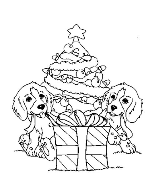 christmas coloring pages of puppies les coloriages animaux dictionnaire des animaux diconimoz
