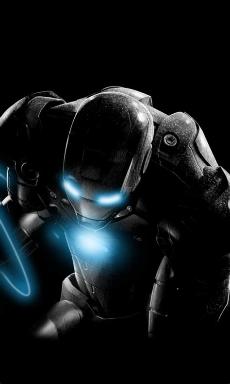 wallpaper iphone 6 under armour 480x800 dark iron man galaxy s2 wallpaper