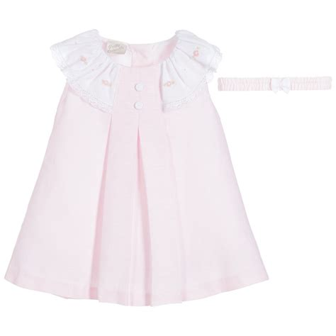 Set Dress Baby by Baby Pink 3 Dress Set Baby Boutique Clothing