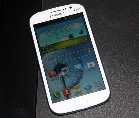 Led Samsung Grand Duos samsung galaxy grand review dual sim androidos in