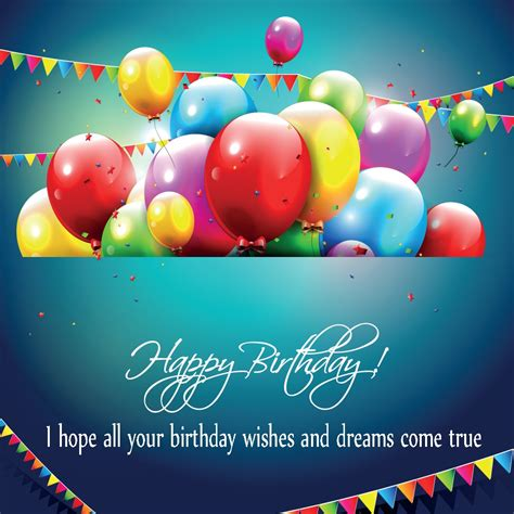 Happy Birthday Wishes Quotes For Happy Birthday Quotes Free Large Images