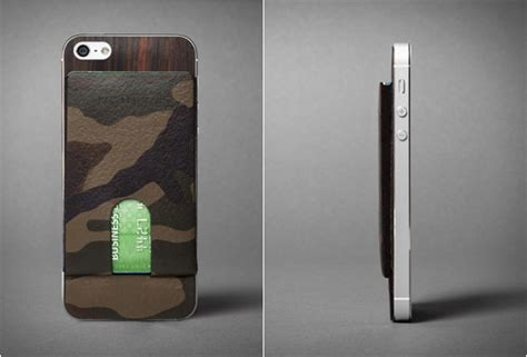 iphone 5 camo card case killspencer