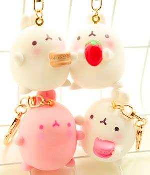 Molang Kawaii Tosca Pajamas Dewasa molang keychain bunny pink on storenvy