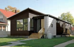 Prefab Small Houses Small Contemporary Prefab Home Hive Modular The Owner