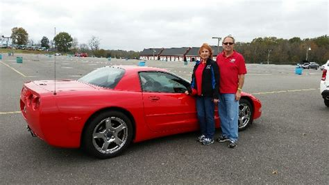 virginia corvette club laps at virginia international raceway november 6