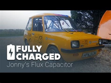 flux capacitor gta v the electric car the enfield 8000 electric car doovi