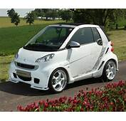 K&246nigseder Wide Body Kit For Smart Fortwo
