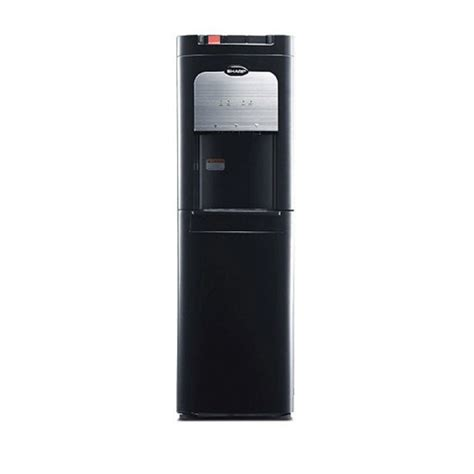 Dispenser Sharp Swd 68eh Bk spesifikasi dan harga sharp dispenser swd 72ehl bk terbaru
