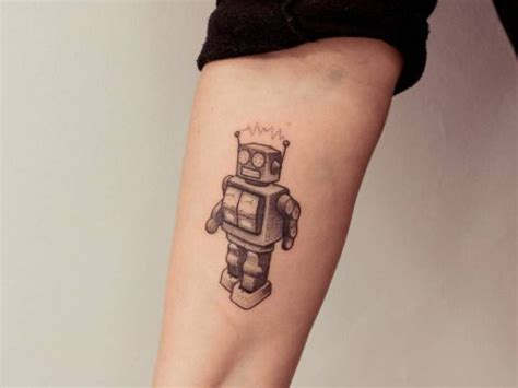 robot hand tattoo best 25 robot ideas on space doodles