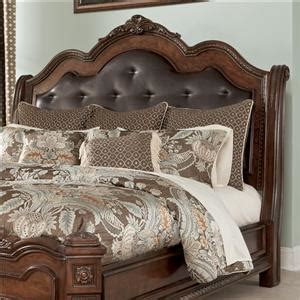 ledelle california king poster bed with tall headboard headboard beds phoenix glendale tempe scottsdale