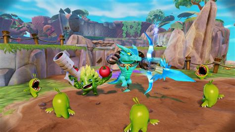 Skylanders Trap Team skylanders trap team nintendo wii preview gamedynamo