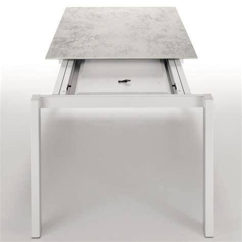 tavolo estensibile moderno bad 249 xl140 arredas 236