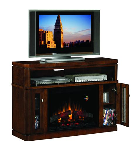 Electric Entertainment Fireplace by Electric Fireplaces From Portablefireplace