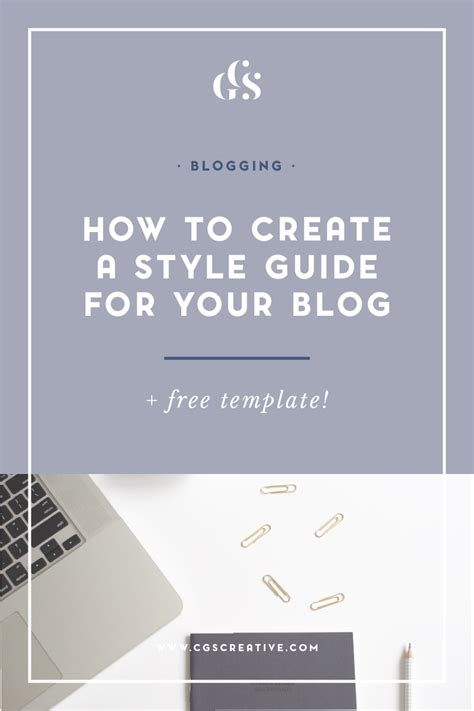 free style guide template how to create a style guide for your free template