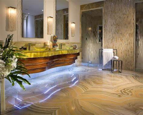 onyx bathroom designs honey onyx eclectic bathroom miami by marble of the world