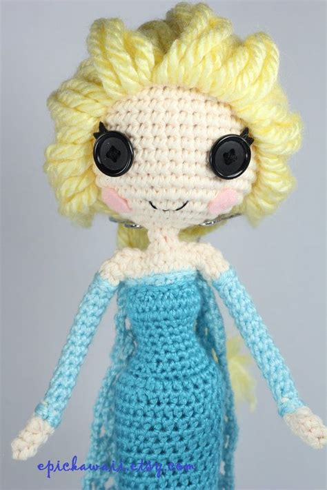 amigurumi elsa pattern free pattern elsa crochet amigurumi doll disney rose tyler