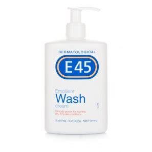 Kojiesan Wash Skin Brightening 250ml 1 e45 dermatological emollient wash 250ml chemist direct
