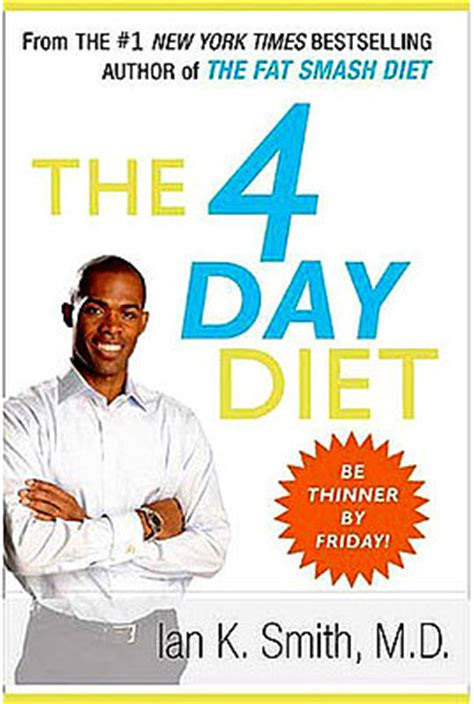 4 Day Detox Diet Dr Ian by Dr Ian Smith S Four Day Diet Popsugar Fitness