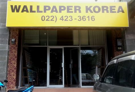 wallpaper korea murah bandung wallpaper korea 한국벽지 블라인더 바닥재 gt 전화번호부 재인도네시아 한인회
