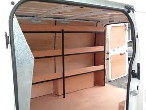 cargo shelving for sale vanliners the racking specialists launch new product