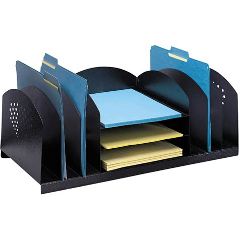 Desk File Organizer File Folder Desk Organizer In File And Mail Organizers