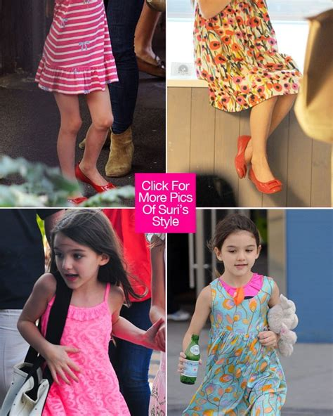 Best Dressed Of The Week Suri Cruise by Pics Suri Cruise S Fashion Style The Best Dressed Kid