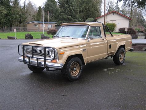 J 10 Jeep Jeep 1978 J10 J 10 Golden Eagle 401 Shortbed 4x4 Rust Free